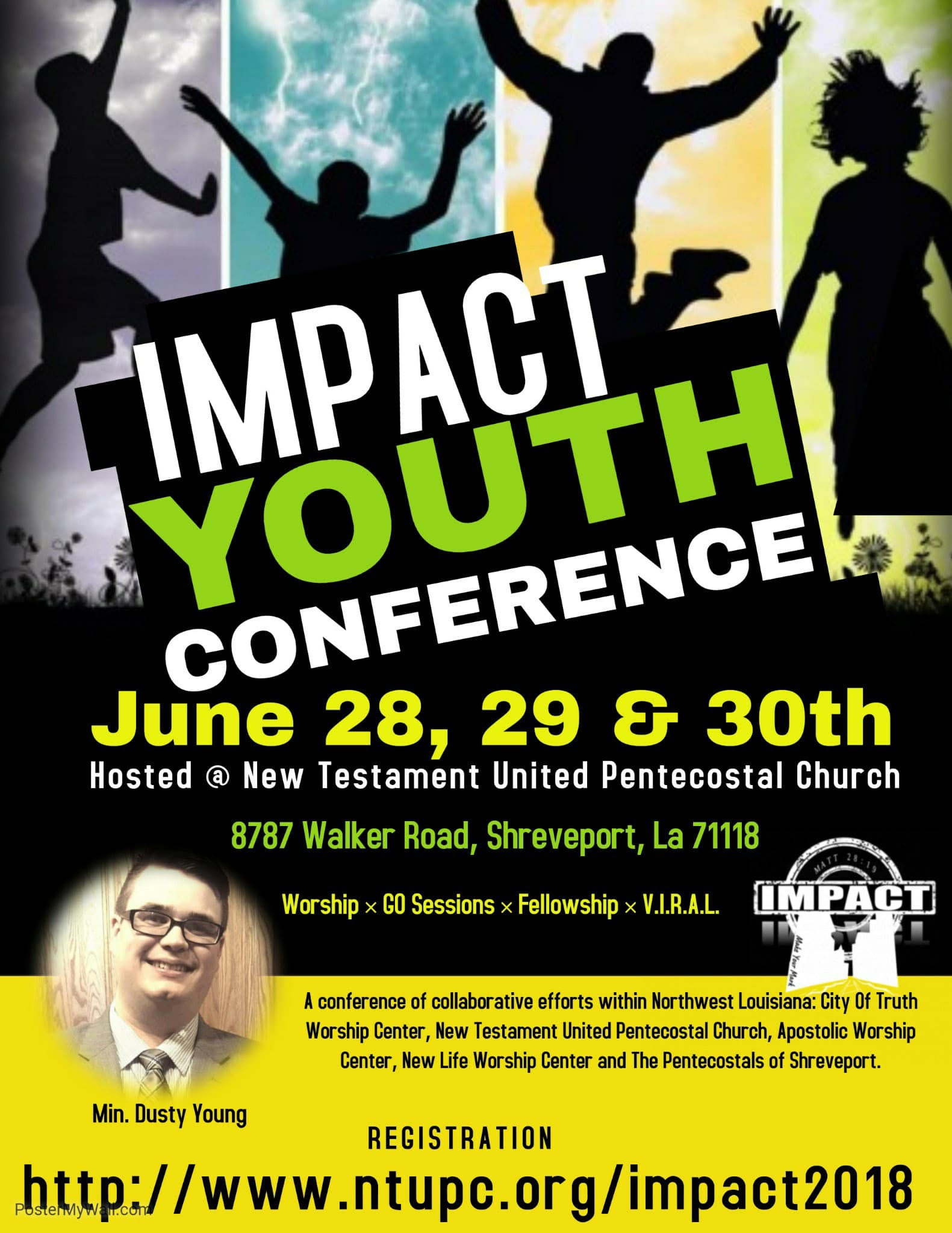 IMPACT Youth Conference – New Testament United Pentecostal Church